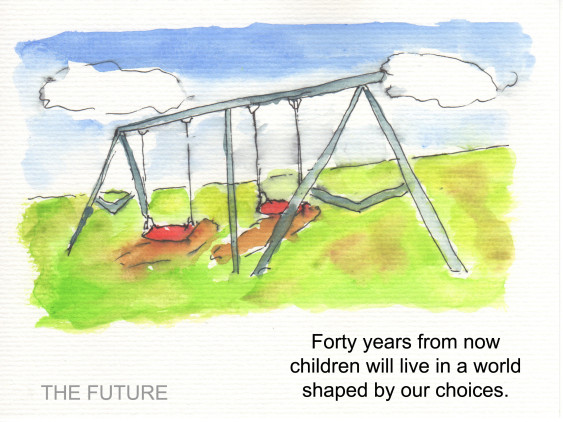 The Future - Haiku based on IPCC WG1